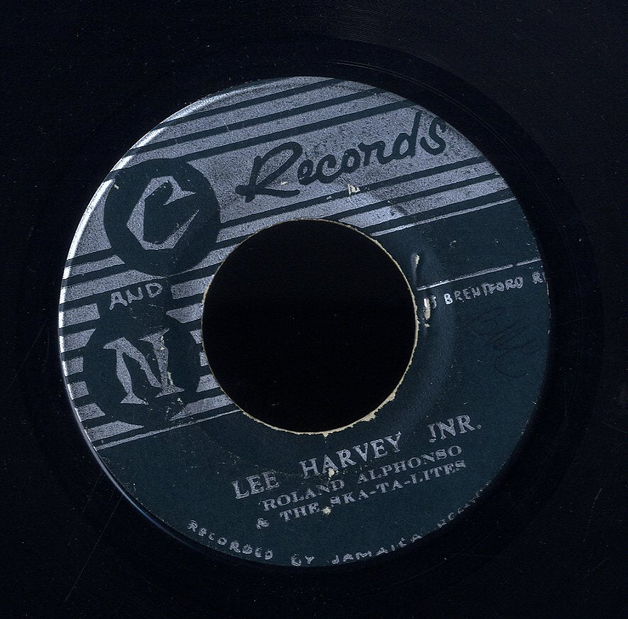 ROLAND ALPHONSO&THE SKATALITES/ THE BLUE BEATS [Lee Harvey Jnr. / Change Your Gear]