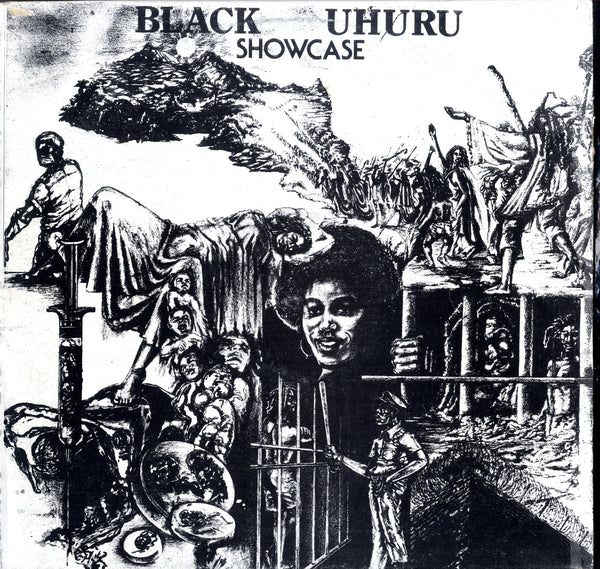 BLACK UHURU [Showcase]