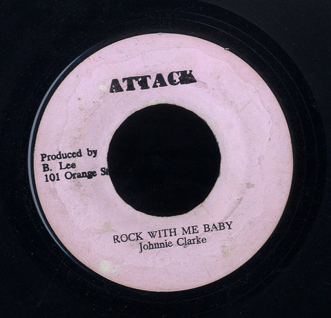 JOHNNIE CLARKE [Rock With Me Baby]