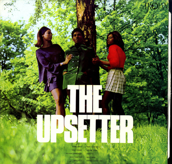 V.A.BUSTY BROWN. THE MUSKYTEERS. THE UPSETTERS. [The Upsetter]