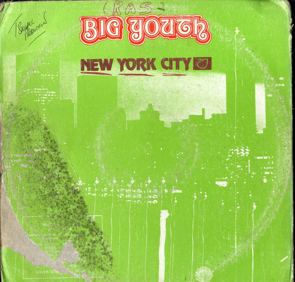 BIG YOUTH [Strictly Rockers]