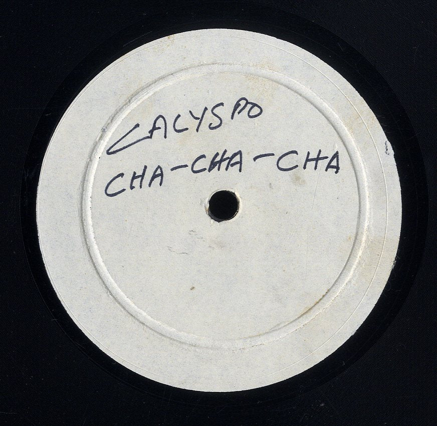 COUNT LASHER & HIS CALYPSONIANS / SONY PARKER [Calypso Cha Cha / Money Ain't Everything]
