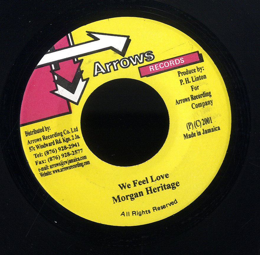 MORGAN HERITAGE [We Feel Love]