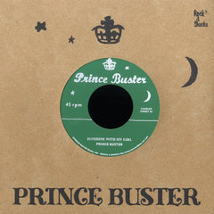 PRINCE BUSTER / DON DRUMMOND (SILKSCREEN LABEL) [Sunshine With My Girl / Vietnam (Unreleased)]
