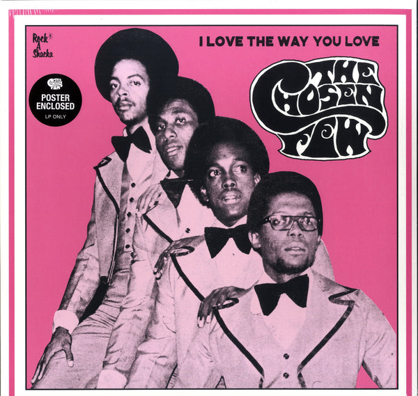 CHOSEN FEW [I Love The Way You Love] LP