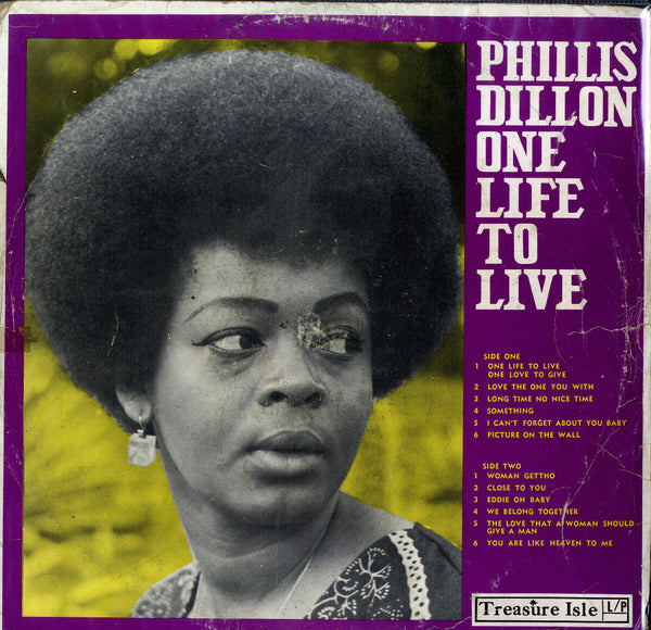 PHILLIS DILLON  [One Life To Live]