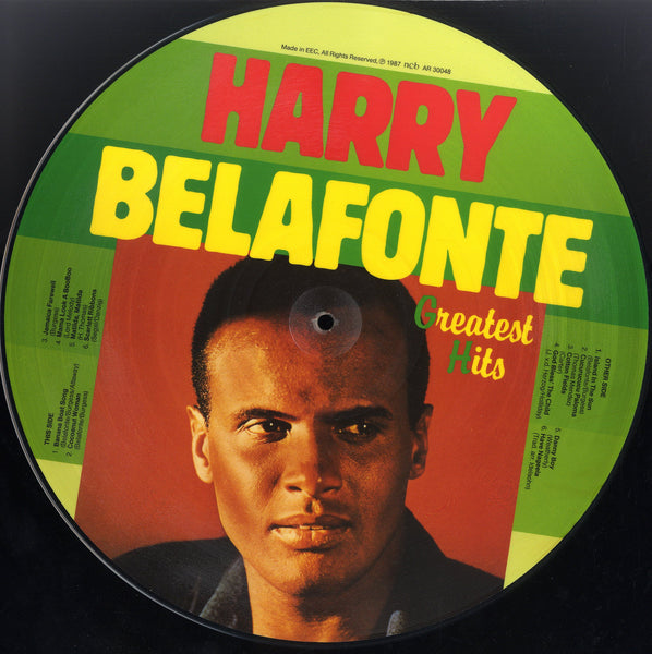 HARRY BELAFONTE [Greatest Hits]