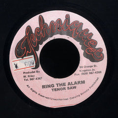TENOR SAW [Ring The Alarm]