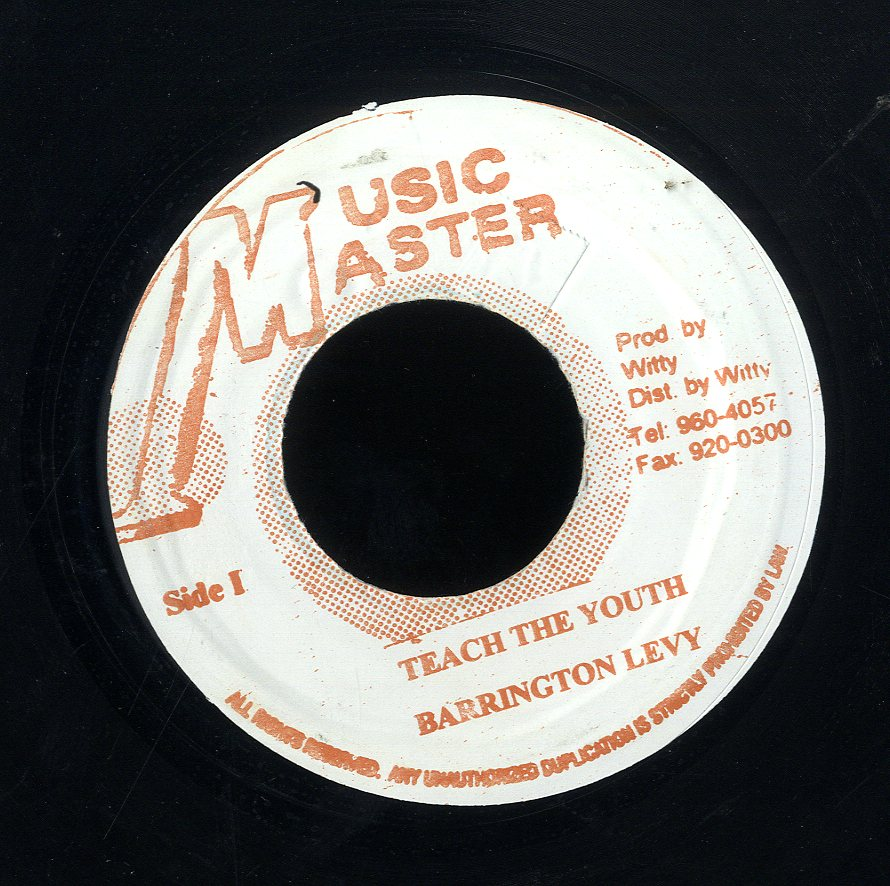 BARRINGTON LEVY [Teach The Youth]