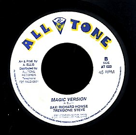 ALTON ELLIS [Magic Feelings]