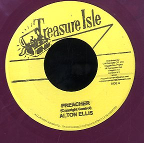 ALTON ELLIS / LYN TAIT & THE COMETS [Preacher / Tender Loving Care]