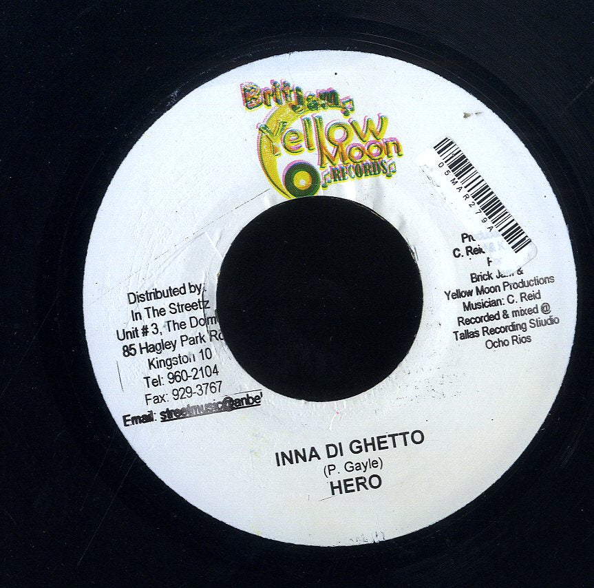HERO / PERFECT [Inna Di Ghetto / All I've Got]