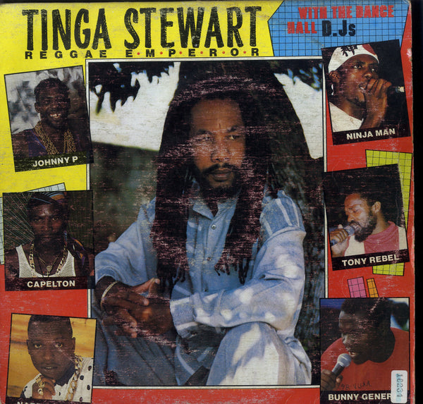 TINGA STEWART [With The Dance Hall D.j.'S]