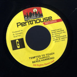 BERES HAMMOND [Tempted To Touch]
