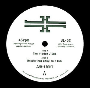 JAH-LIGHT [The Wisdom / Mystic Inna Babylon]