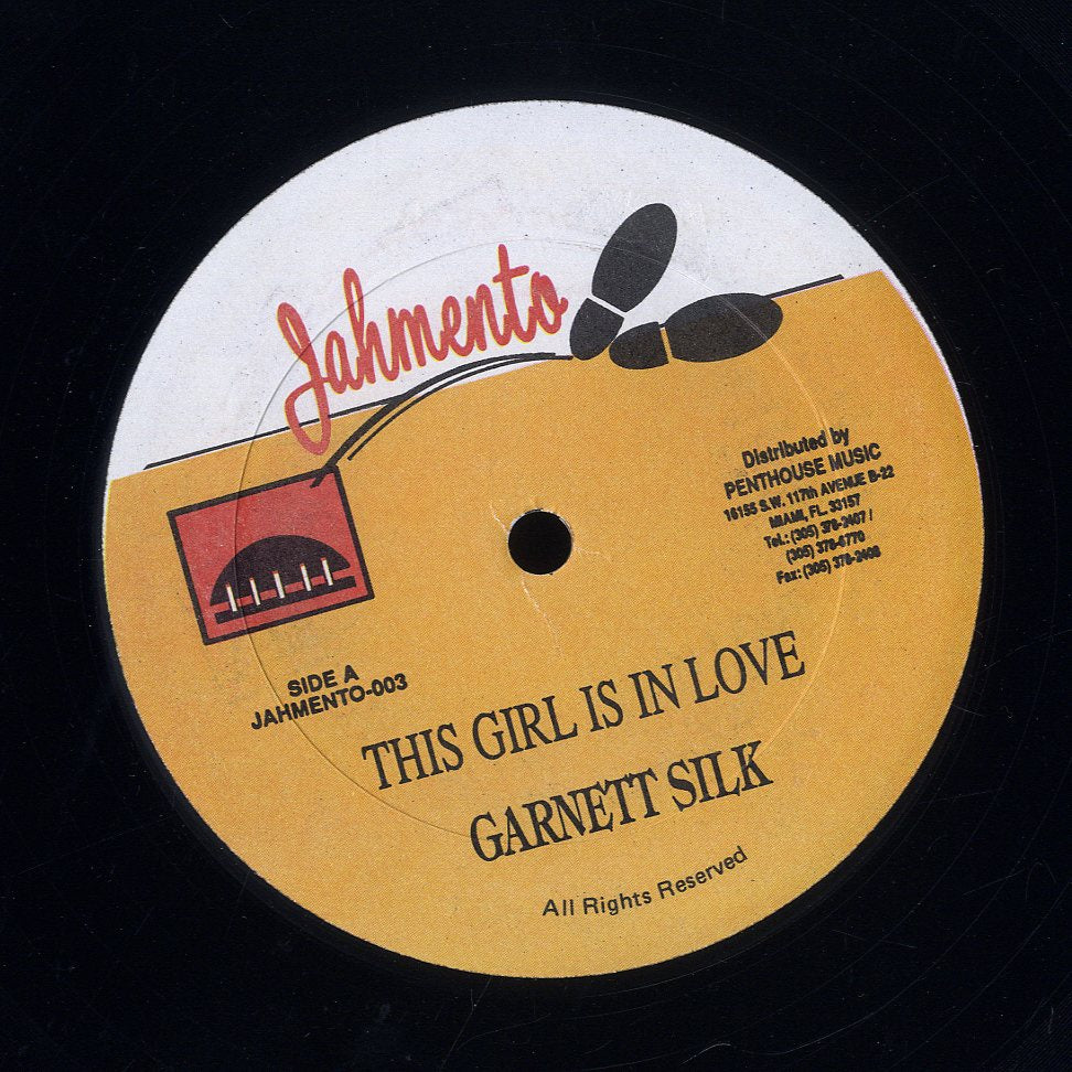 GARNET SILK [The Girl Is In Love (Stacy Is In Love With Me)]