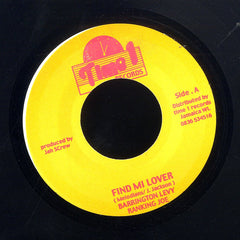 BARRINGTON LEVY & RANKING JOE [Find Mi Lover]