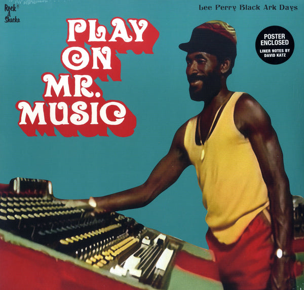 V.A. [Play On Mr. Music (Lee Perry Black Ark Days)] LP