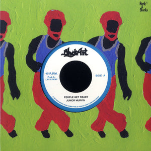 JUNIOR MURVIN / THE UPSETTERS [People Get Ready / Dub]