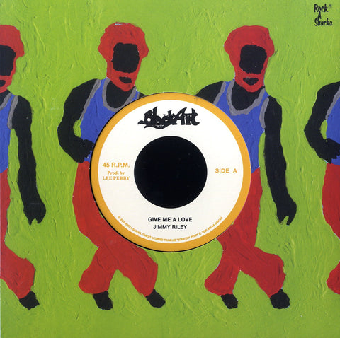 JIMMY RILEY / THE UPSETTERS [Give Me A Love / Dub]