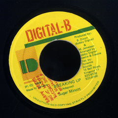 SUGAR MINOTT [Breaking Up]