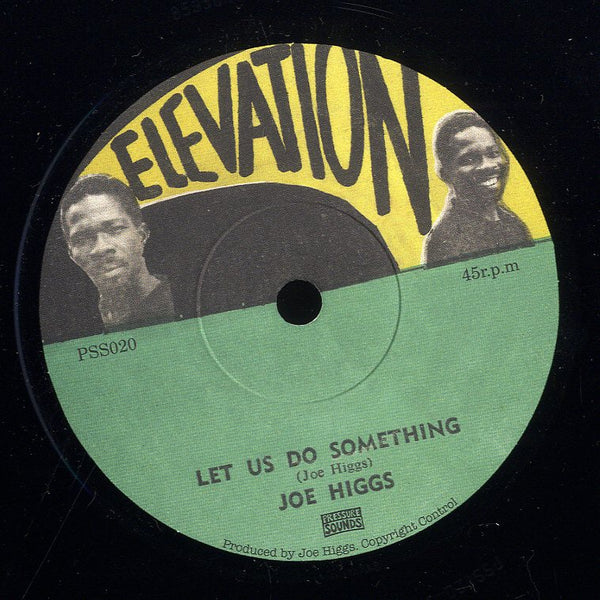 JOE HIGGS [Let Us Do Something]