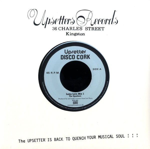 THE UPSETTERS [Lama Lava Mix 1/2]