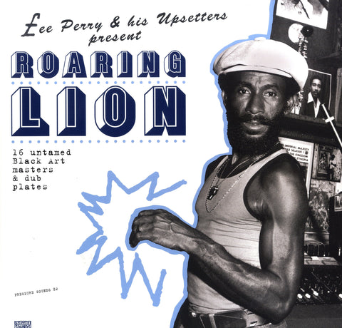 LEE PERRY AND THE UPSETTERS [Roaring Lion 16 Untamed Black Art Marsters & Dub Plate]