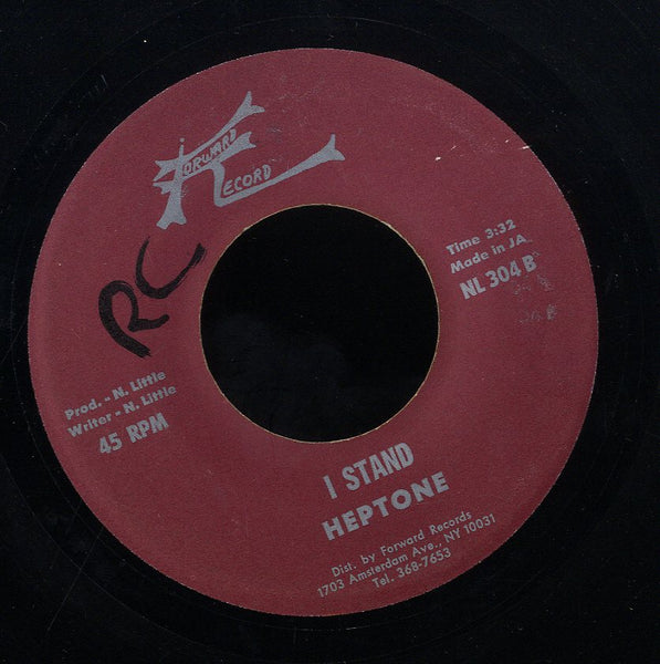 THE HEPTONES [You Can't Get I Out]