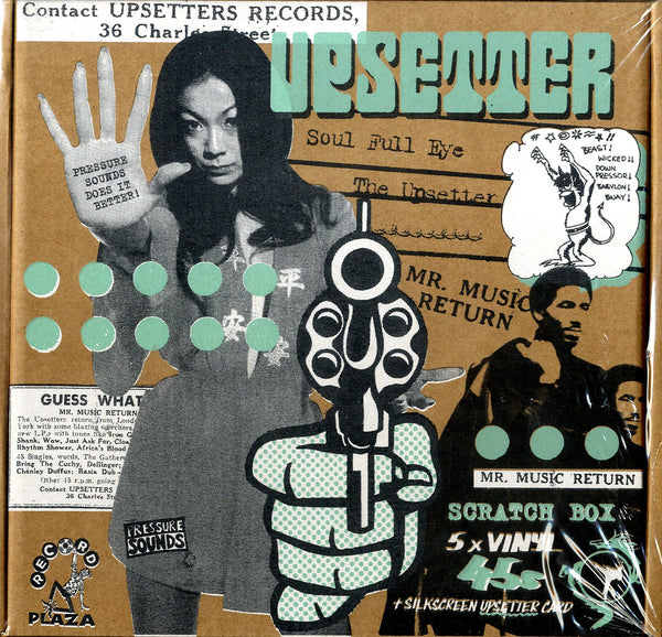 UPSETTER [Scratch Box]