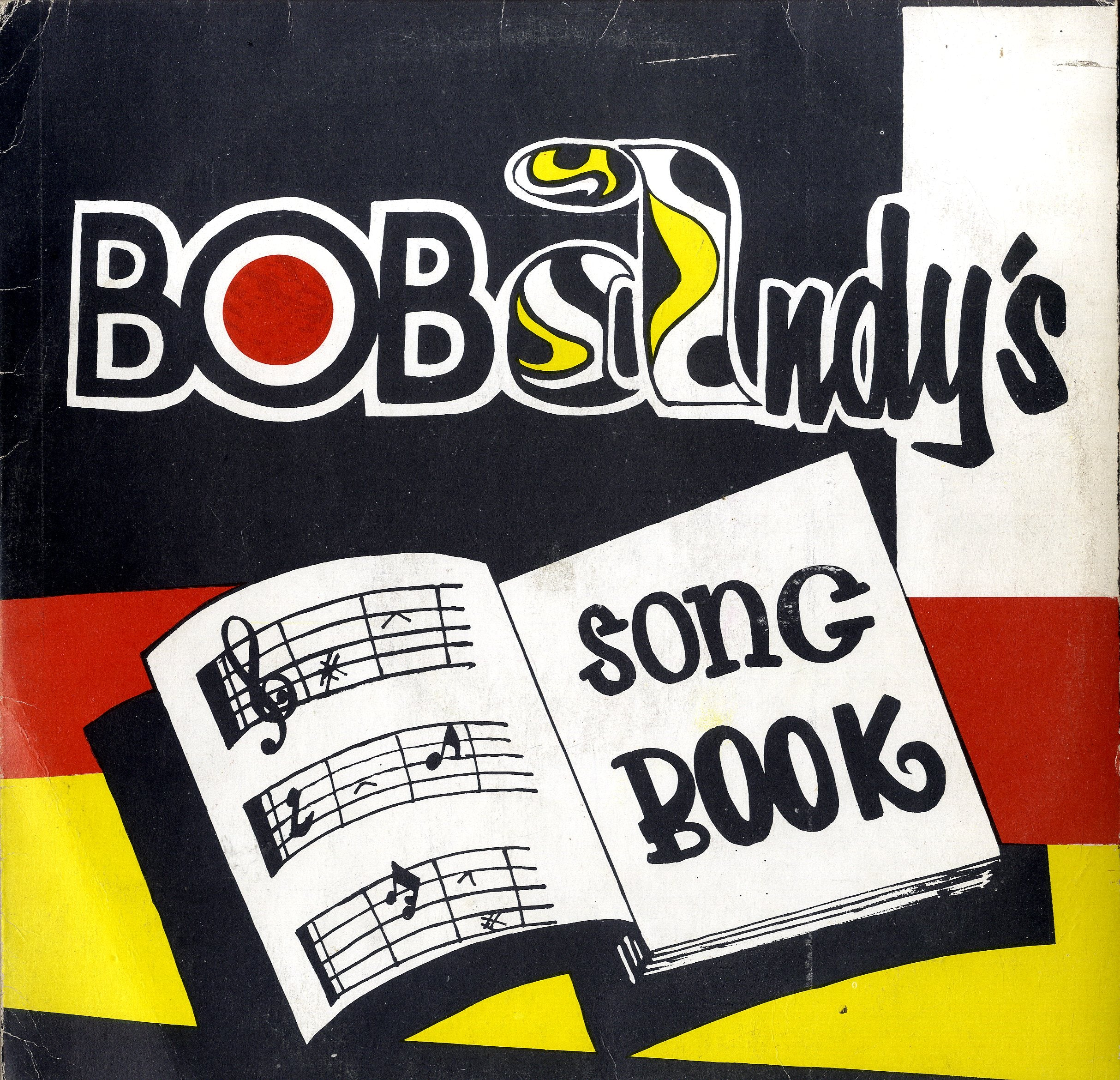 BOB ANDY [Song Book]