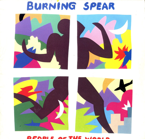 BURNING SPEAR [People Of The World]