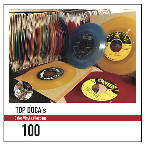 TOP DOCA [Top Doca's Color Vinyl Collections 100]