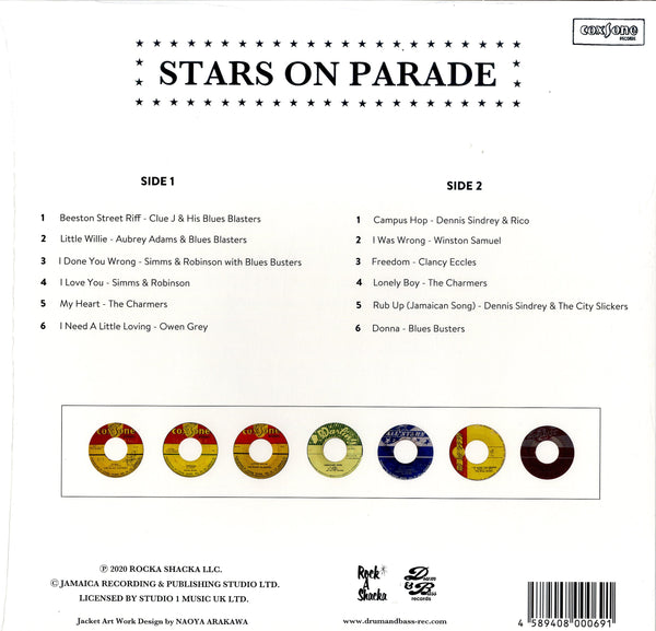 V.A. [Stars On Parade] LP