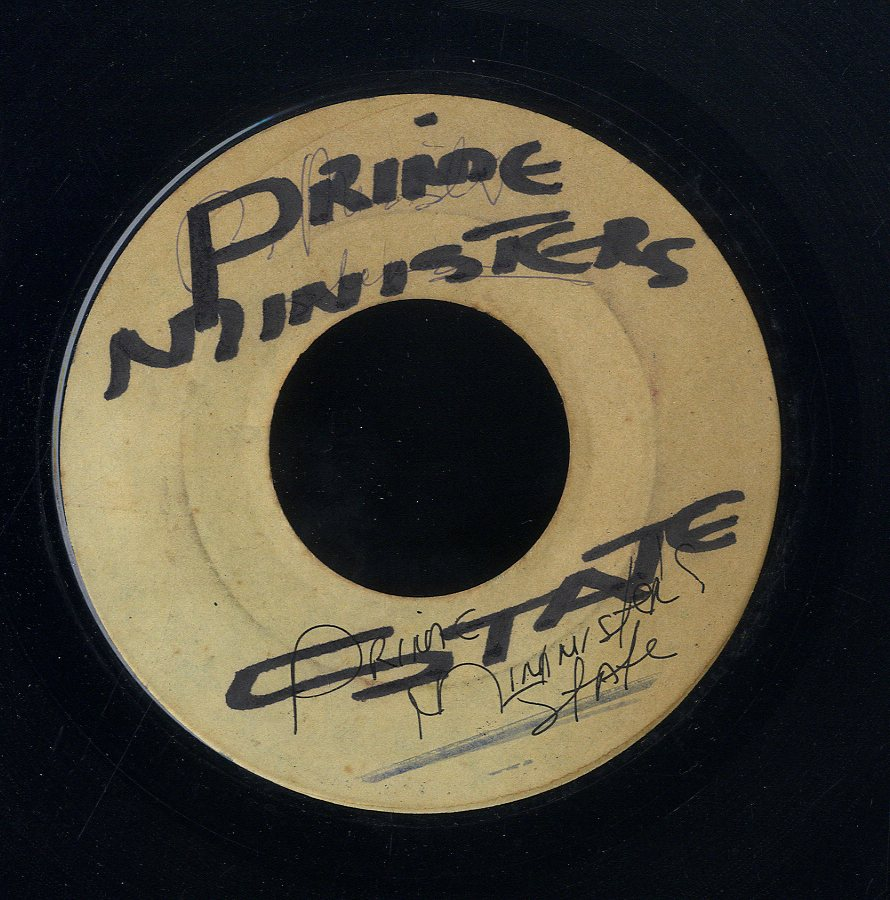 KING EDWARDS GROUP / CHARMERS [Prime Minister's State / Where Do I Turn]