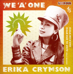 ERIKA CRYMSON / KOJI SHIONO [We'a'one / Dub To Unite]