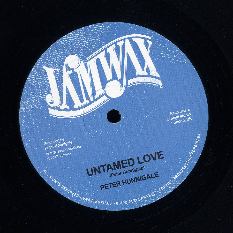 PETER HUNNIGALE [Untamed Love]