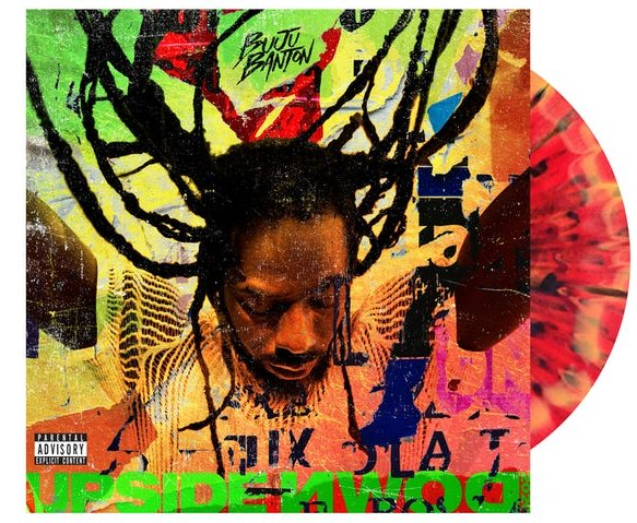 BUJU BANTON  [Upside Down (Colored Vinyl)]