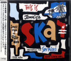 V.A. [This Is Jamaica Ska Presenting Ska-Talites] CD