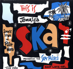 V.A. [This Is Jamaica Ska Presenting Ska-Talites] LP