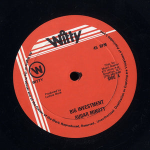 SUGAR MINOTT [Big Investment]