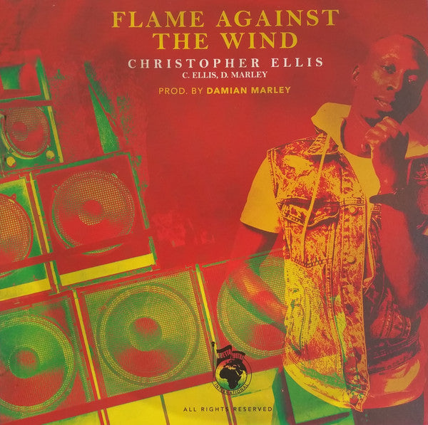 CHRISTOPHER ELLIS [Flame Against The Wind / Still Go A Dance]