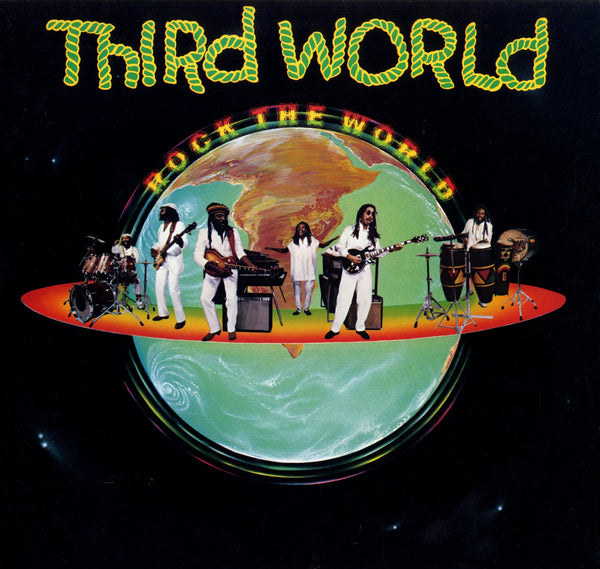 THIRD WORLD [Rock The World]
