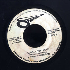 ERROL THOMPSON [Love Love Love]