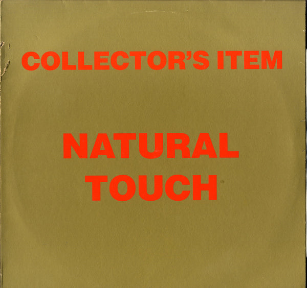 NATURAL TOUCH [That Funny Feeling]