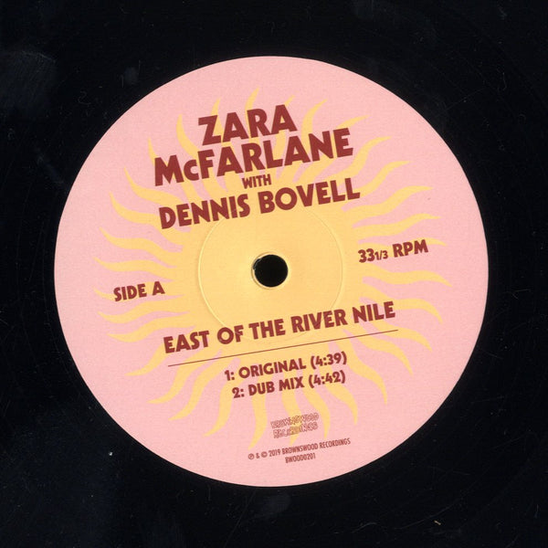 ZARA MCFARLANE WITH DENNIS BOVELL [East Of River Nile]