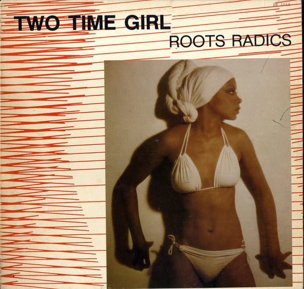 ROOTS RADICS ( R. STEWART. EARL SIXTEEN. THE HEPTONES. COPIE CAMPBELL.) [Two Time Girl]
