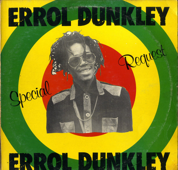 ERROL DUNKLEY [Special Request]