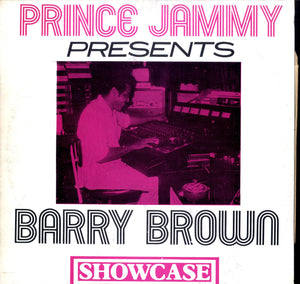 BARRY BROWN [Barry Brown Showcase]