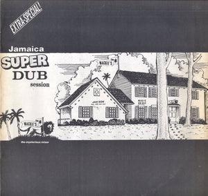 BULL WACKIE [Jamaica Super Dub Session]